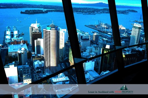 Inside the Sky Tower - Titan Property