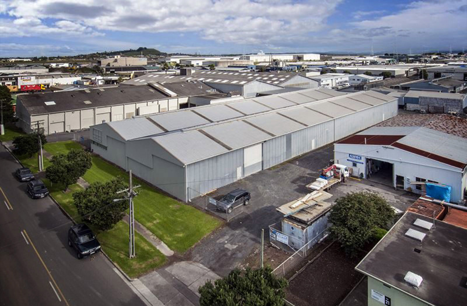 Lease Real Estate Auckland - Warehouse Property